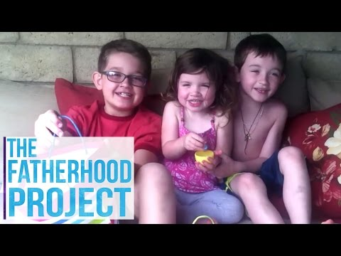 A Letter to My Kids | The Fatherhood Project