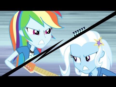 "MLP Equestria Girls 2: Rainbow Rocks New Teaser ""Guitar Centered"""