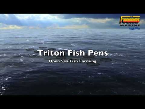 Aquaculture and Fish Farm Pens and Equipment | Fusion Marine