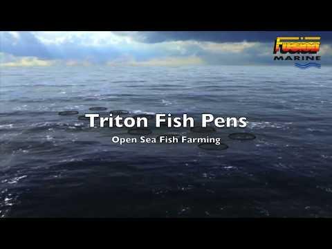 Aquaculture And Fish Farm Pens And Equipment | Gael Force Fusion
