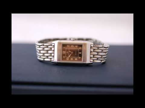 Keeping the Wife Happy and Loyal - Jaeger-LeCoultre Reverso Shadow in Steel