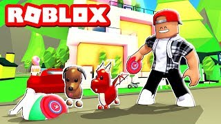 BUYING THE NEW TOYS FOR MY PETS! - ROBLOX ADOPT ME