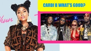 NICKI MINAJ SPEAKS OUT AND CRYS HOW CARDI B & MIGOS SET HER UP TO HURT HER