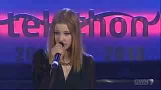 Bella Ferraro - Telethon - Forgot You