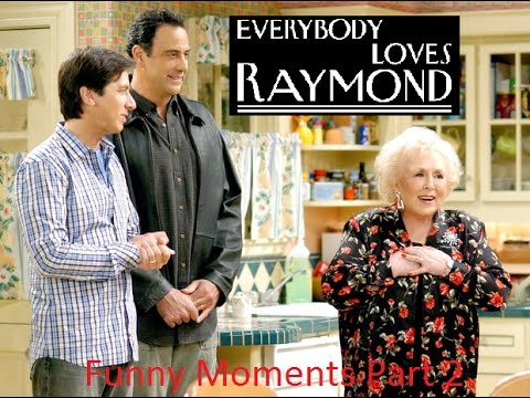 Everybody Loves Raymond Funny Moments Part 2