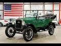 1926 Ford Model T Green