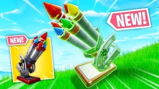*NEW* BOTTLE ROCKETS ARE INSANE! | Fortnite Best Moments #123 (Fortnite Funny Fails & WTF Moments)