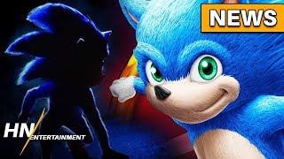 FIRST LOOK at Sonic the Hedgehog Movie Fully Body REVEALED