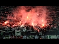 C3 Manchester United - Saint Etienne Ambiance, cortege and pyro Mp3