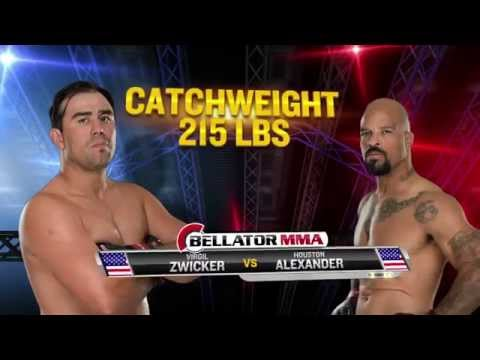 Bellator MMA Highlights: Paul Bradley Holds Down Josh Neer