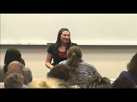 Life In Spite of Me. A presentation by Kristen Jane Anderson
