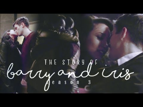 ► the story of barry and iris || I've always been yours. ◄ [season 3]