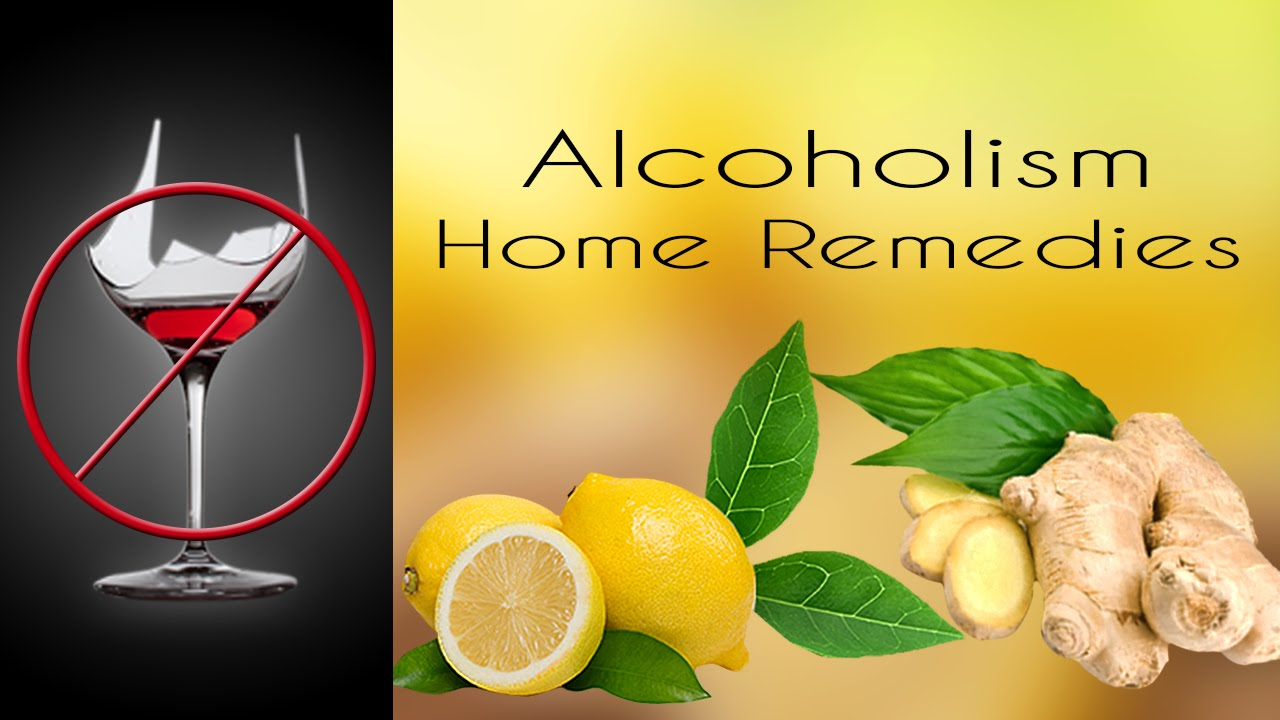 How to cure alcoholism at home 68