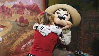 My Disneyworld Character Interactions February 2018