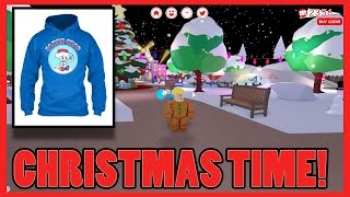 Roblox Themed Christmas Shirts and Stickers! It's Christmas in Meep City! / Gamer Chad Plays