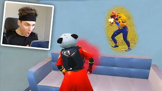 CHEATER KILLED PANDA! | PUBG MOBILE