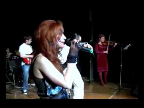 Anna Alikina Live from Perm, Russia 28/05/09