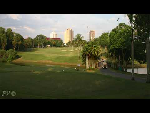 Golfcourses in the Malay Peninsula