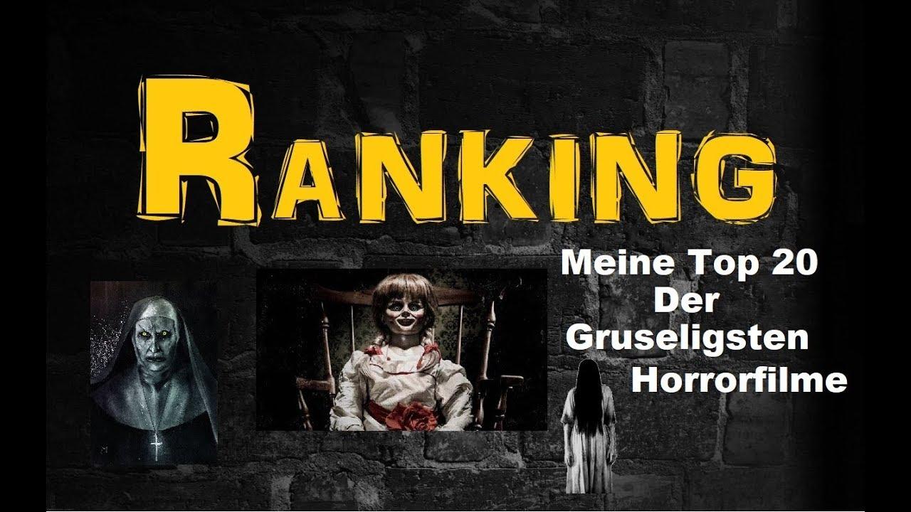 Die Gruseligsten Horrorfilme