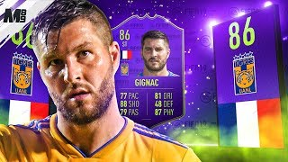 FIFA 19 POTS GIGNAC REVIEW | 86 POTS GIGNAC PLAYER REVIEW | FIFA 19 ULTIMATE TEAM