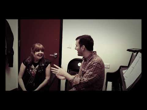 (2100) Annie Golden & Zachary Scot Johnson A Living Prayer Alison Krauss Cover thesongadayproject