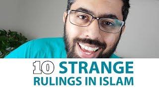 10 Strange Rulings In Islam