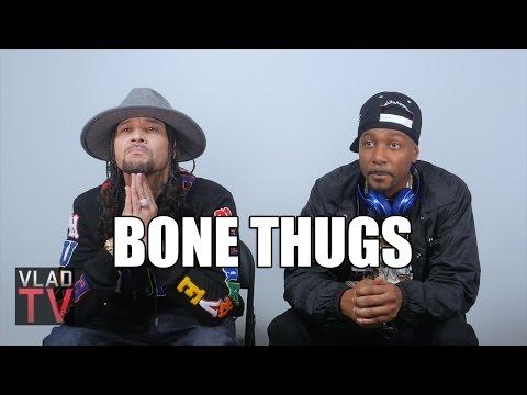 Krayzie & Bizzy Bone React to Mumble Rap, People Not Understanding Their Lyrics