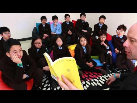 Mr Spragg | Love that Dog | Junior Book Week