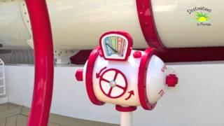 Disney Fantasy Deck 12 Tour: Aquaduck, Aqua Lab, And Goofy Golf