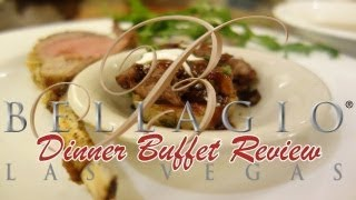 bellagio buffet full tour