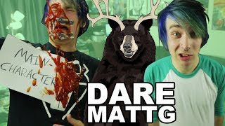 Dare MattG - 79 (Nude /w Bryan Stars, The Red Wedding, The Human Centipede)