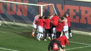 Men's Soccer Highlights vs. Oakland