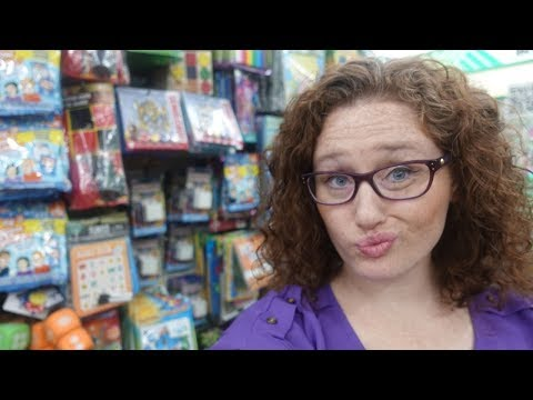 Shopping For SENSORY TOYS At Dollar Tree