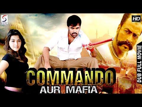 Commando Aur Mafia - Dubbed Full Movie |...