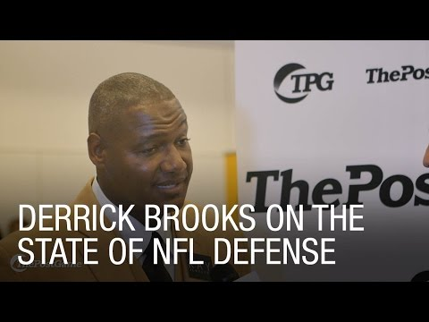 Derrick Brooks on the State of NFL Defense