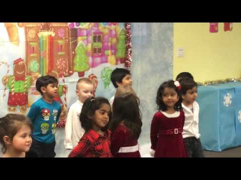 2016 Christmas - Little flowers Montessori