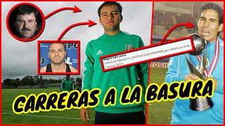 6 Jugadores Mexicanos Sub 17 Que TIRARON SU CARRERA A LA BASURA
