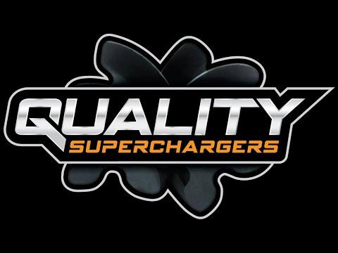 M90 Supercharger Snout Tear Down and Rebuild