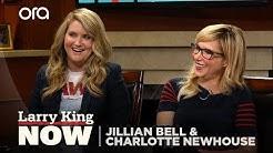 'Idiotsitter' Stars Jillian Bell & Charlotte Newhouse