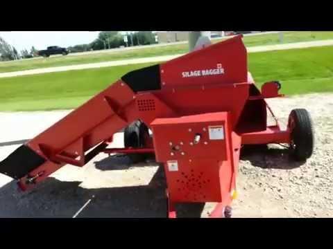 Farm Tech Canada 5' Foot Silage Bagger