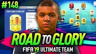 FIFA 19 ROAD TO GLORY #148 - THIS TEAM IS AWESOME!!