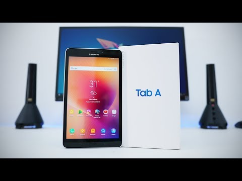 Hands On Samsung Galaxy Tab A Indonesia!