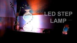 LED STEP LAMP(arduino+ws2812b)(Светодиодный светильник-конструктор. Главной особенностью этого светильника является его конструкция,..., 2016-04-17T21:38:38.000Z)