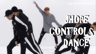 Video BTS WHEN JHOPE CONTROLS THE DANCE download MP3, 3GP, MP4, WEBM, AVI, FLV April 2018