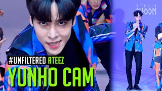 [BE ORIGINAL] ATEEZ YUNHO(윤호) '불놀이야 (I'm The One)' | UNFILTERED CAM