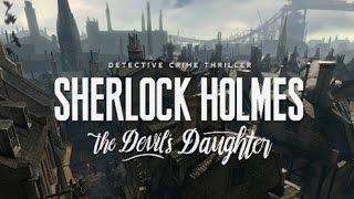 Sherlock Holmes: The Devil's Daughter на слабом пк