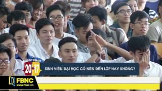 FBNC - Cuộc thi sinh viên biện luận 2017 - Đại học công nghệ Sài Gòn - Tập 1 (Phần 3)