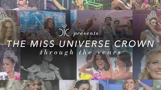 Miss Universe Crowning Moments (1958 - 2014)