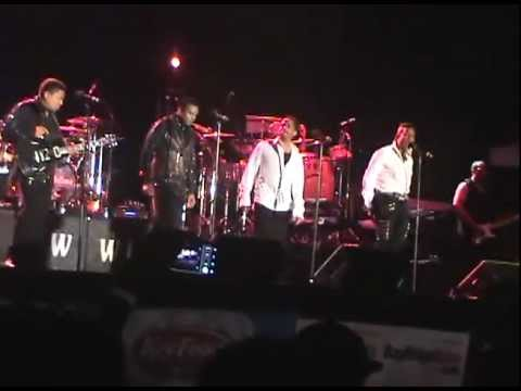 Jermaine Jackson - All I Do is Think of You (Unity Tour at Coney Island, Brooklyn)