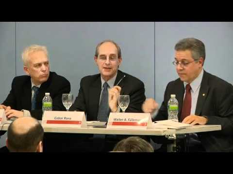 """ThinkSwiss: Genève Meets New York"": Panel Discussion at the American Red Cross"